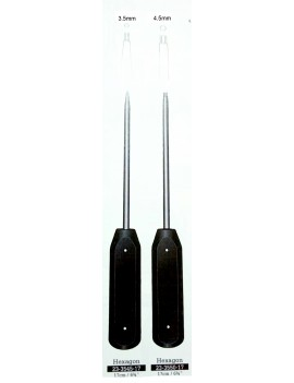 Screwdriver for bone nails 3.5 cm 17 cm