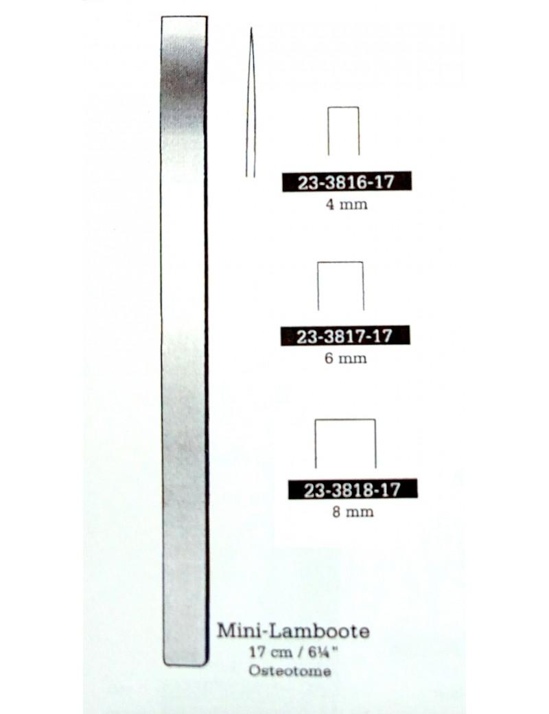 Ostiottom Mini Lampot 17 cm 6 mm