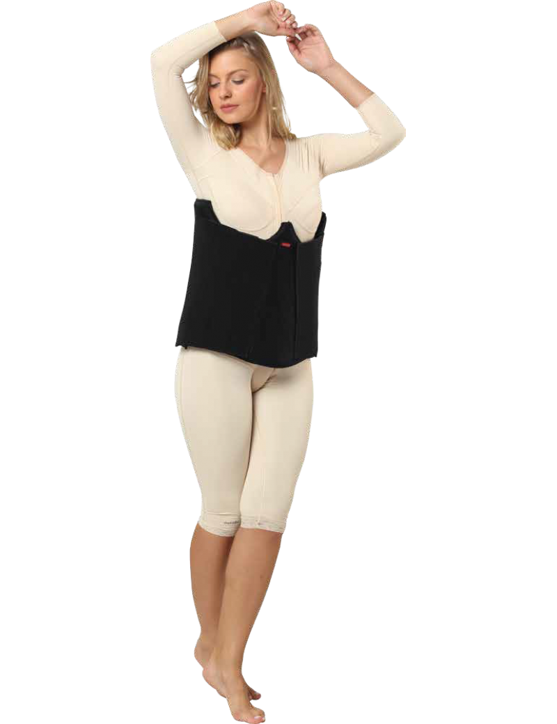 Compression corset female